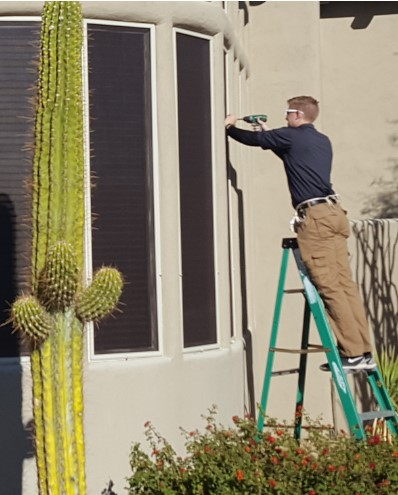 solar screen install scottsdale